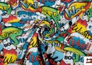 Comprar Tela de Punto de Camiseta Estampado con Comics