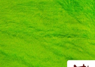 Compar Tela de Pelo Corto Color Pistacho