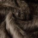 Comprar Tela de Pelo Simil Marmota Natural Gris