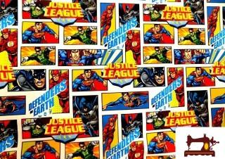 Comprar Tela de Comic Marvel Estampado