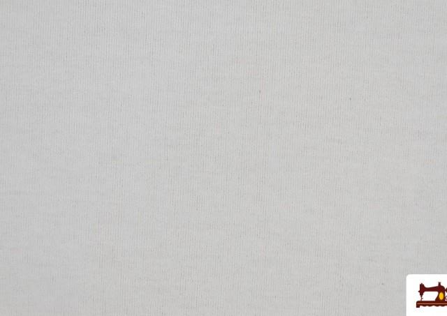 Comprar online Tela de Punto Sudadera Fino Colores Suaves color Gris claro