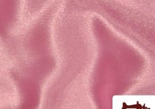 Tela de Rizo Algodón Americano color Rosa