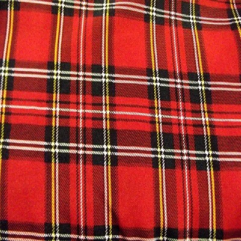 comprar tela de cuadros escoceses