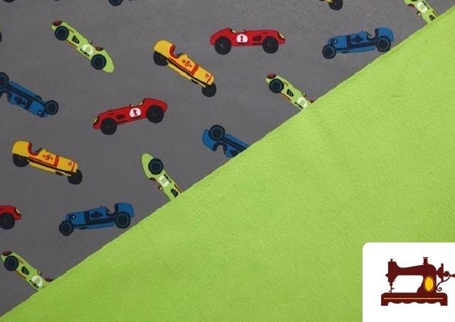 Venta de Tela de SOFTSHELL Los Autos Locos