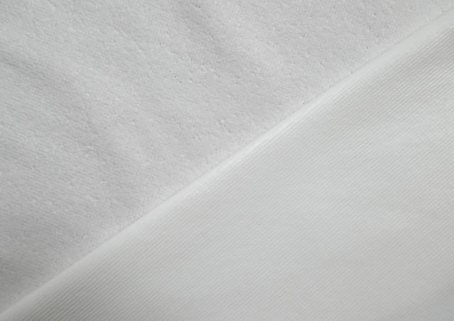 Comprar Tela Rizo Plastificado Antimanchas Protector Cama 110cm ancho