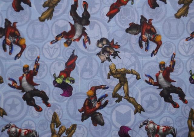Comprar Tela de Algodón Guardianes de La Galaxia de Marvel