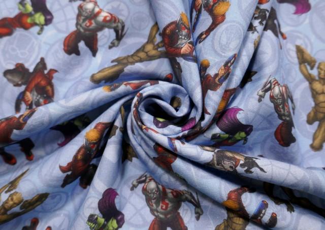 Comprar online Tela de Algodón Guardianes de La Galaxia de Marvel