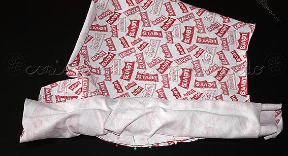 Como coser un boxer abierto