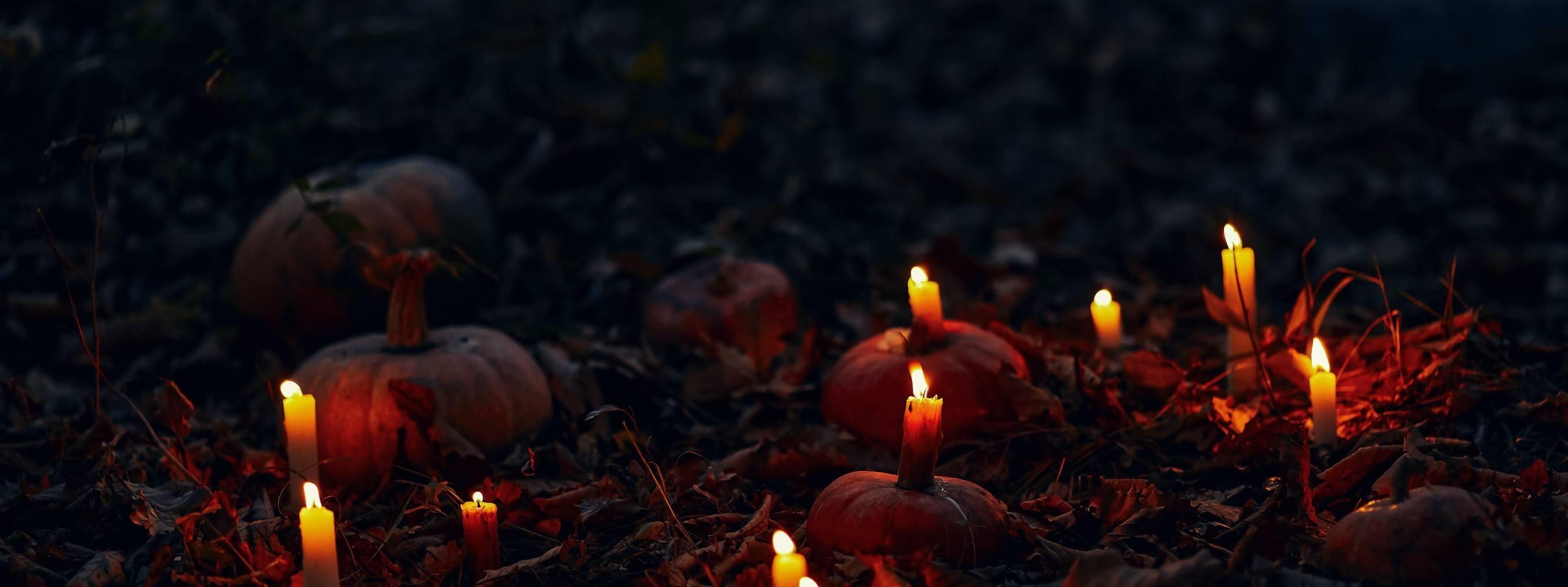 Las telas más tenebrosas de este halloween